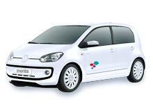 Gruppe A - VW Up - ab 20,45 €/Tag