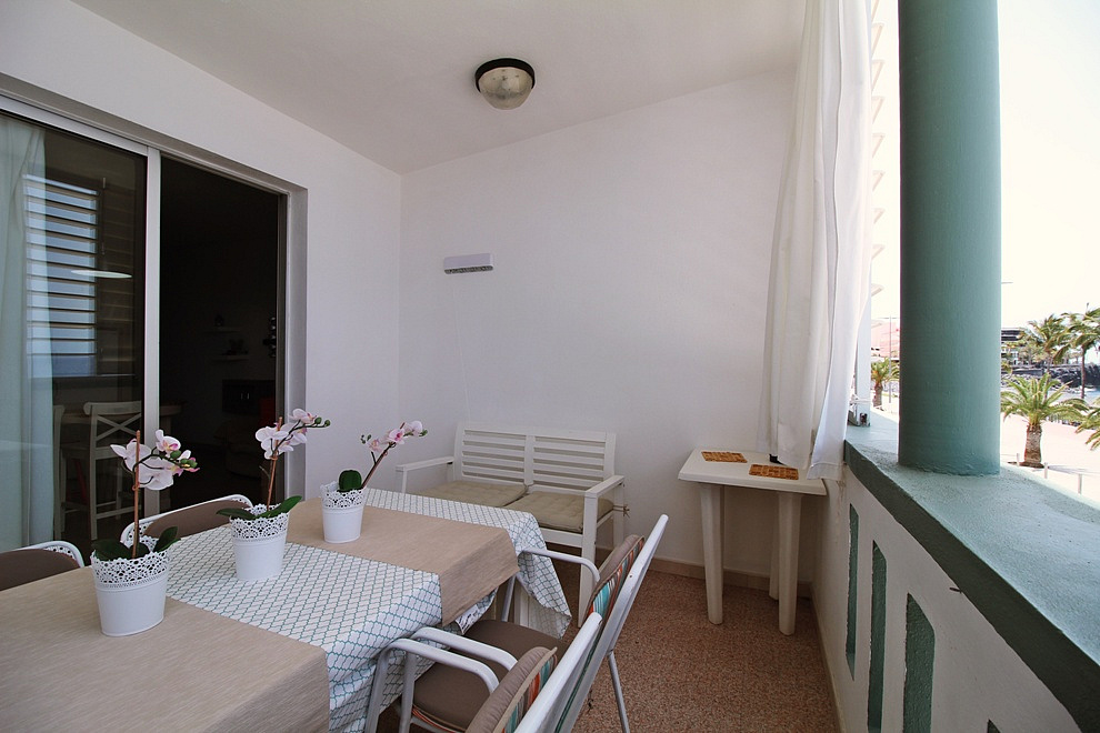 Apartment Alicia - Balkon