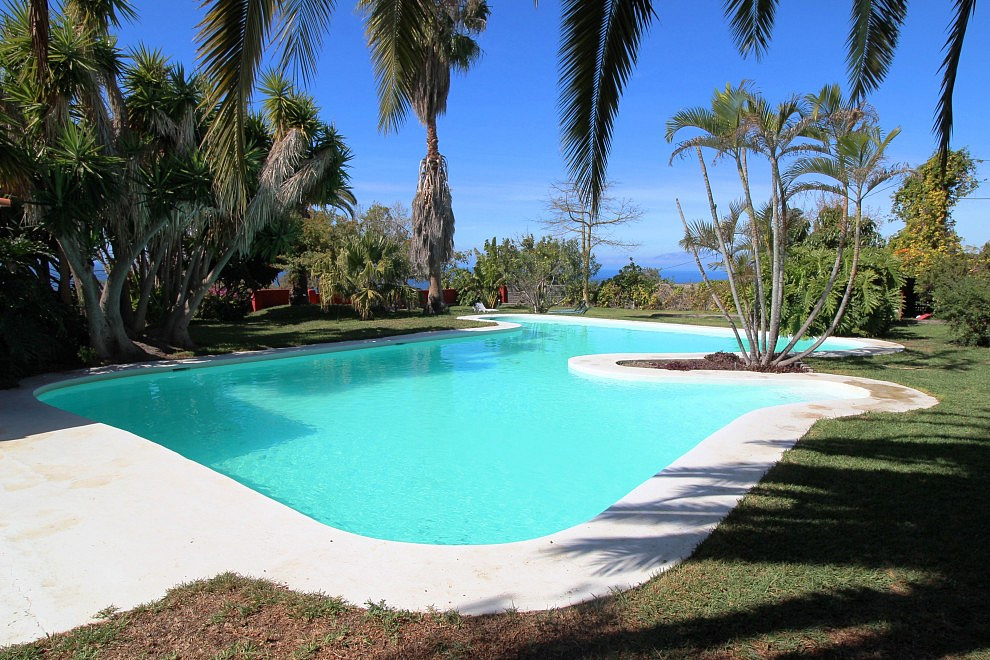 Finca Tropical - Pool